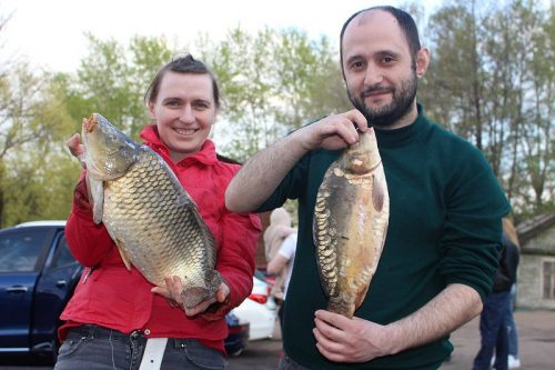 Рыбалка на Светлой седмице