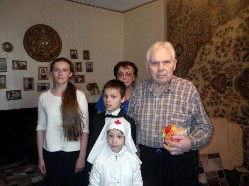 Акция «Ветеран Победы»