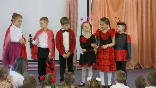 Пасхальный концерт в Воскресной школе храма Архистратига Михаила (Патриаршее подворье) в Тропареве