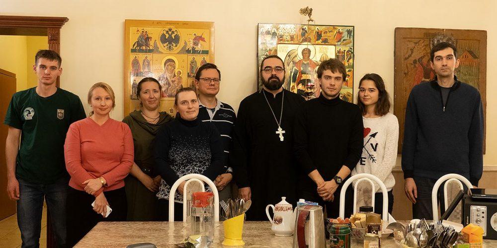 Встреча, посвящённая событиям в Украине