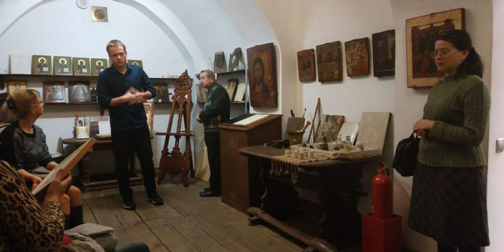 Субботние встречи у Иоанна Русского: хроника октября