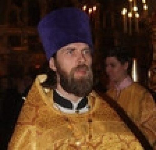 9 января епископ Игнатий совершил Божественную литургию в нашем храме