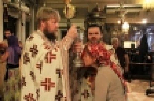 По благословению, настоятеля храма Рождества Иоанна Предтечи на Пресне, епископа Бронницкого Игнатия в мае состоялась паломническая поездка по Святым местам Греции