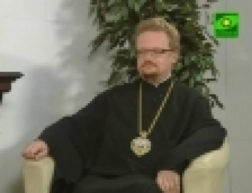 """Епископ Бронницкий Игнатий ответил на вопросы в программе """"Архипастырь"""" телеканала """"Союз"""""""