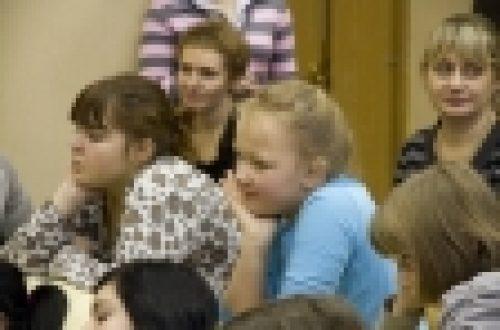 Волонтеры храма Рождества Иоанна Предтечи побывали в гостях у СРЦ «Красносельский»
