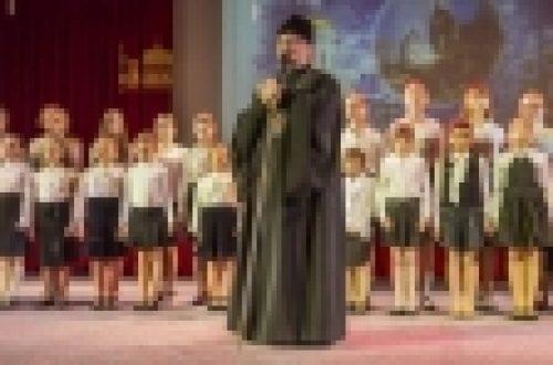 Епископ Бронницкий Игнатий поздравил гостей Рождественской елки