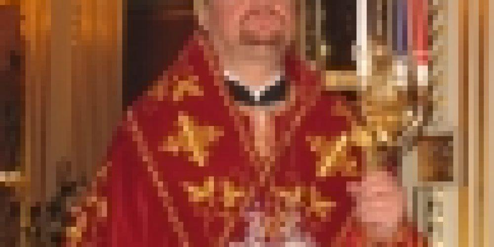 Епископ Выборгский и Приозерский Игнатий в понедельник Светлой седмицы совершил праздничную вечерню в Спасо-Преображенском соборе г.Выборга