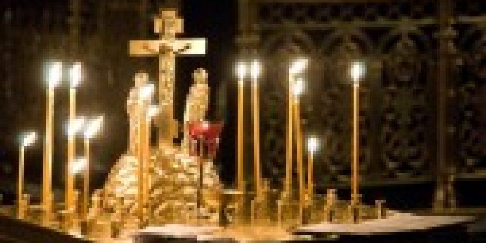 В день празднования перенесения мощей святителя Гурия епископ Воскресенский Савва совершил несколько поминальных богослужений