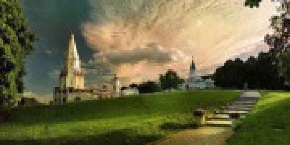 В Коломенском продолжается Фестиваль духовной музыки «Русь певчая»