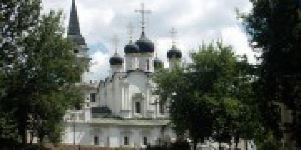 Престольный праздник состоится в храме святого равноапостольного князя Владимира в Старых Садех