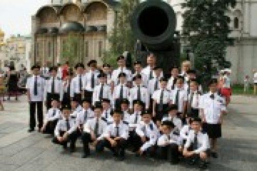 В Москве состоялось открытие 10-го Международного лагерного сбора детско-юношеской общественной организации «Ассоциация Витязей»