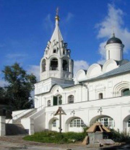 В день памяти вмч. Пантелеимона на Афонском подворье в Москве будут свовершены праздничные богослужения