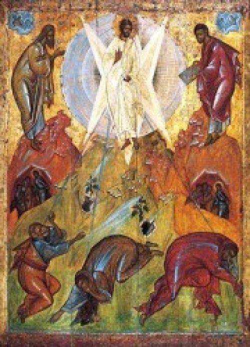 Архиерейские богослужения в праздник Преображения Господня