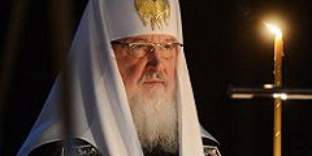 Предстоятель Русской Церкви совершил повечерие с чтением Великого канона прп. Андрея Критского в Храме Христа Спасителя