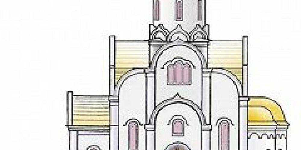 В Северном викариатстве построят двадцать пять новых храмов