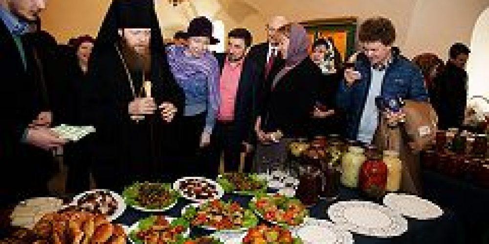В Новоспасском монастыре состоялся первый Фестиваль постной кухни