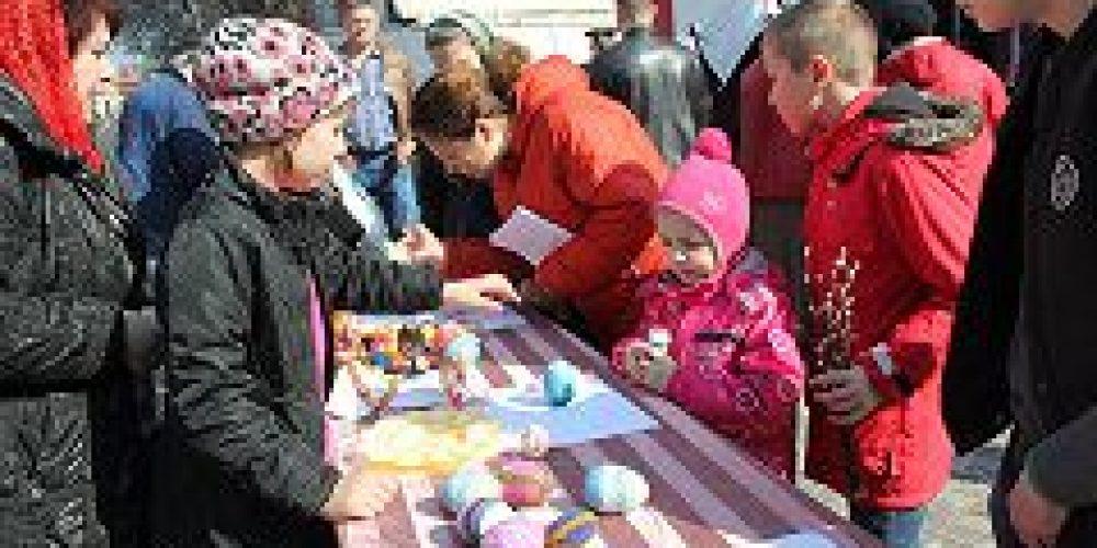 Приход храма Вознесения Господня за Серпуховскими воротами организовал благотворительную ярмарку