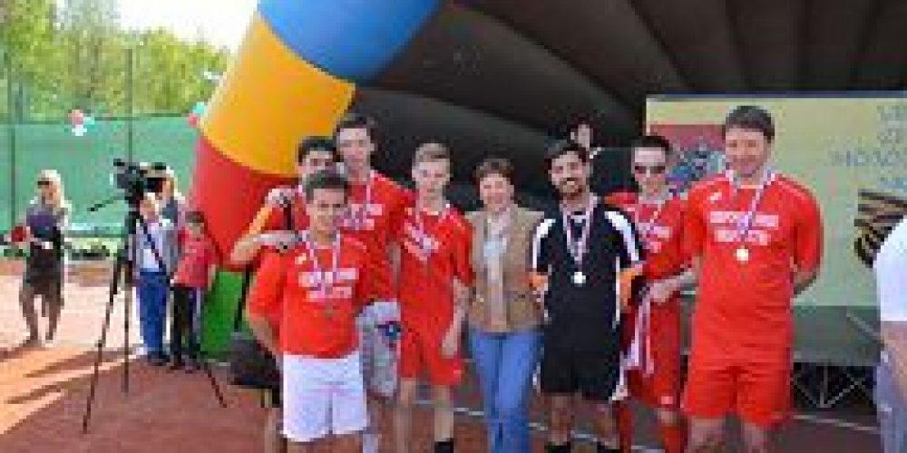1 мая состоялись VII-е Общегородские Георгиевские игры