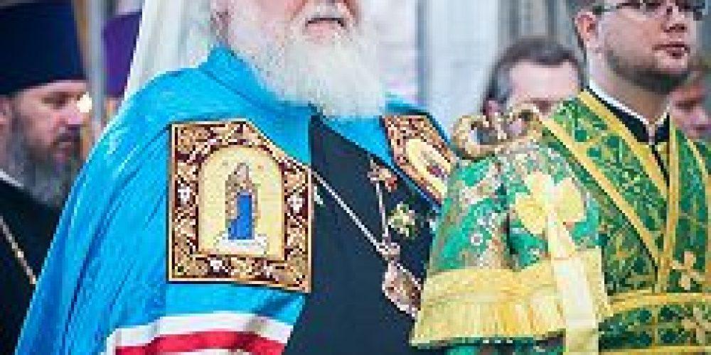 В день своего тезоименитства Митрополит Истринский Арсений совершил Божественную литургию в храме свт. Мартина Исповедника в Алексеевской Новой слободе