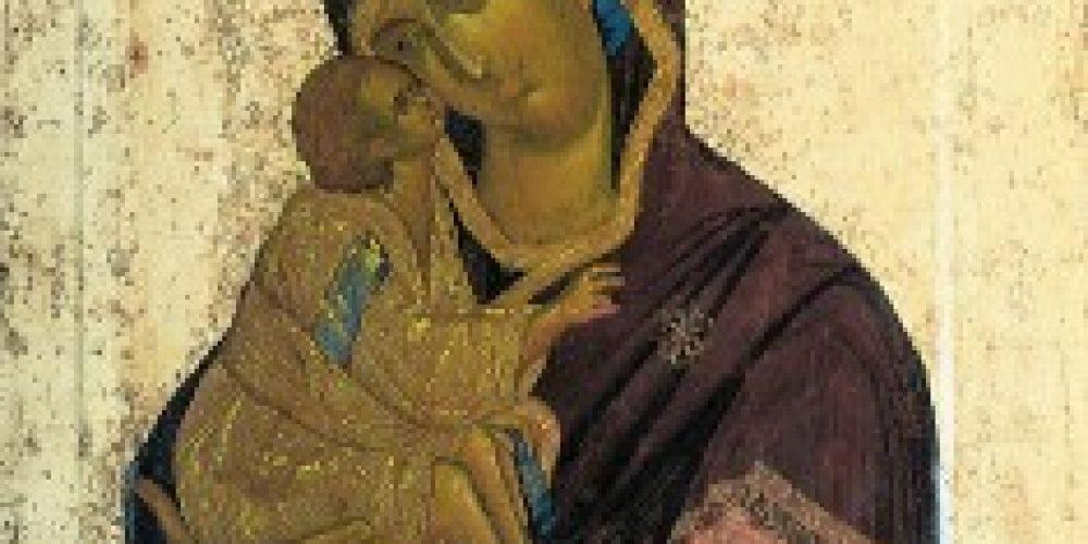 Ко дню престольного праздника в Донской монастырь будет принесена чудотворная Донская икона Божией Матери