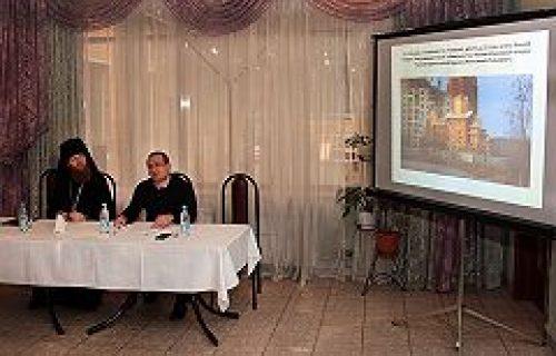 Управляющий викариатством Новых территорий и префект ТиНАО провели совещание, посвященное строительству храмов на присоединенных территориях