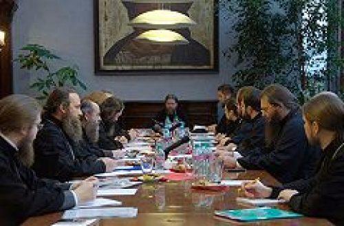 Состоялось заседание расширенного Совета Западного викариатства