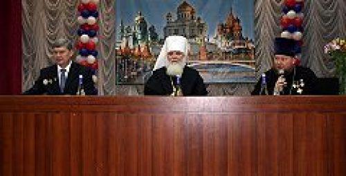 Состоялись III Рождественские образовательные чтения Центрального викариатства