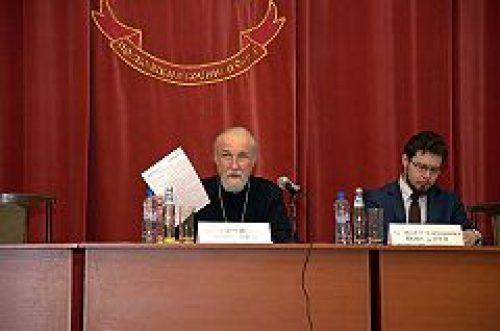 Центр образования духовенства г. Москвы провел семинар «Подготовка и защита приходского годового отчета»