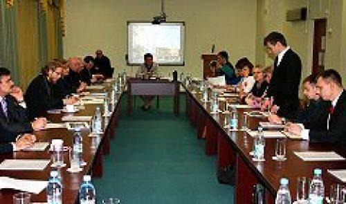 Председатель Отдела религиозного образования г. Москвы принял участие в заседании Общественного совета при Департаменте образования