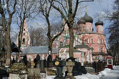В Доме русского зарубежья пройдет премьера фильма о некрополе Донского монастыря