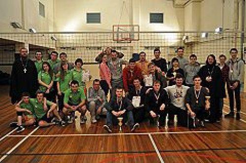 Состоялись ежегодные соревнования среди молодежных команд трех московских викариатств