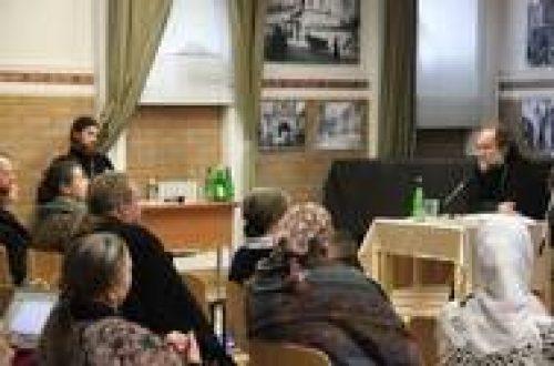 В Москве прошли Златоустовские чтения