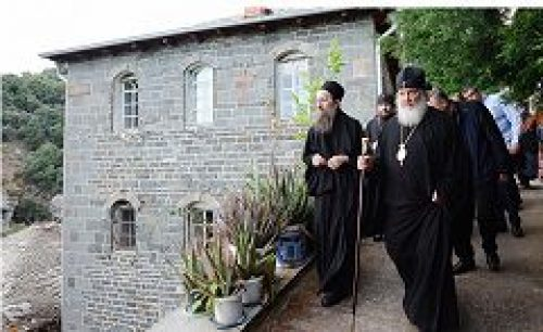 На Московской книжной ярмарке будет показан фильм «С Патриархом на Афоне»