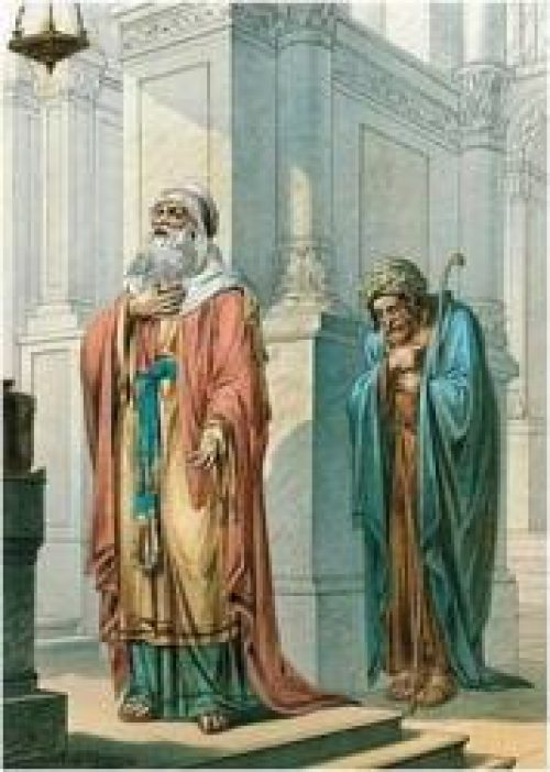 Слово в Неделю о мытаре и фарисее, в день Собора новомучеников и исповедников Российских / Православие.Ru
