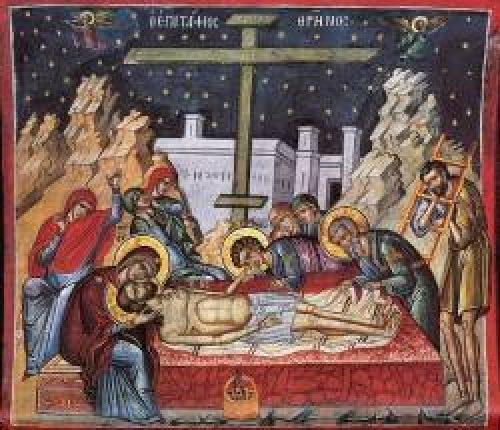 Умереть и воскреснуть со Христом / Православие.Ru