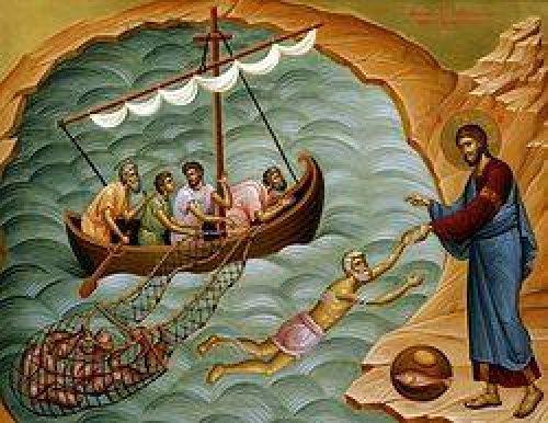 Слово на 10-е Воскресное Евангелие. Явление Христа на Тивериадском море / Православие.Ru