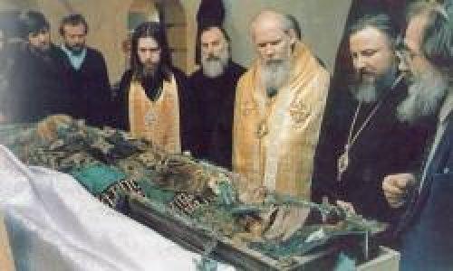 Мощи святителя Тихона / Православие.Ru