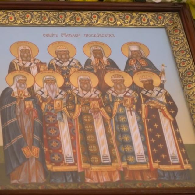 Проповедь архиепископа Матфея
