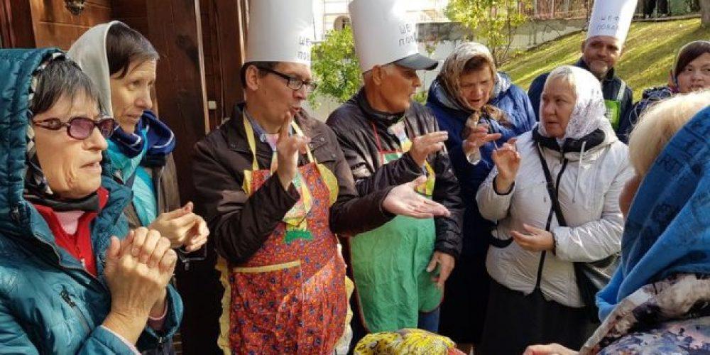 В храме святителя Спиридона Тримифунтского в Филях прошел кулинарный конкурс (+ фото)