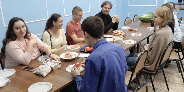 Исповедникам и новомученикам посвятят встречи участники молодежного клуба «Андреевцы» храма прп. Андрея Рублева