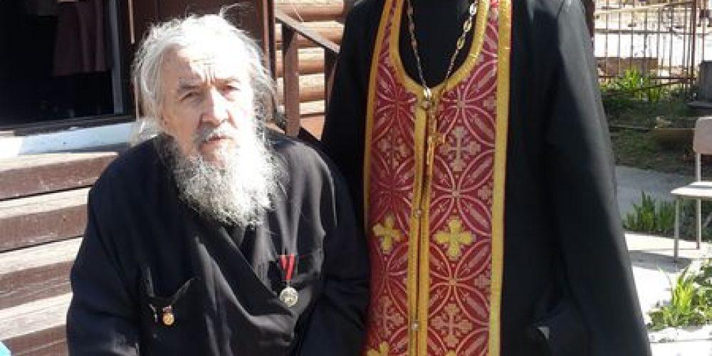 Памяти иеродиакона Иоанна (Макарова)