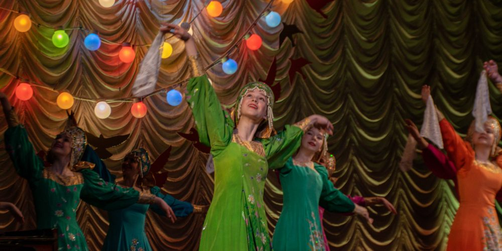 VII Фестиваль Воскресных школ и детских творческих коллективов Москвы «Пасха Христова» собрал 400 участников