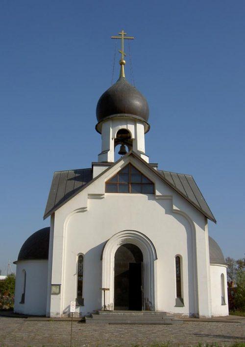 Лазаря Четверодневного на Пыхтинском кладбище