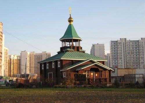 Покрова Пресвятой Богородицы в Раменках