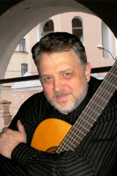 Концерт замечательного певца и композитора Игоря Петрова