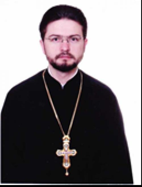 Протоиерей Сергий Викторович Тишкун, 1981