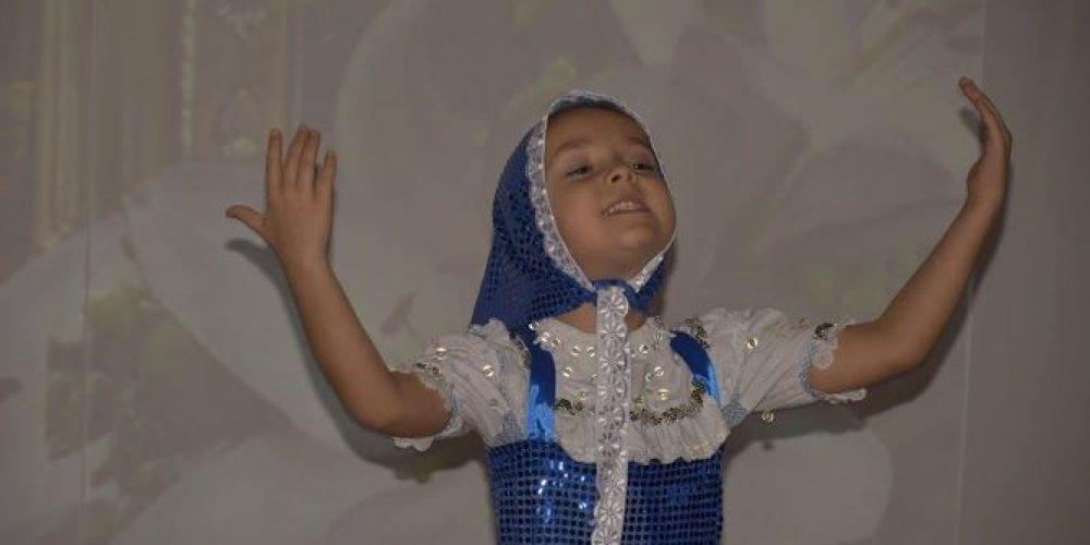 Рождественское представление воскресной школы храма прп. Сергия Радонежского в Солнцево
