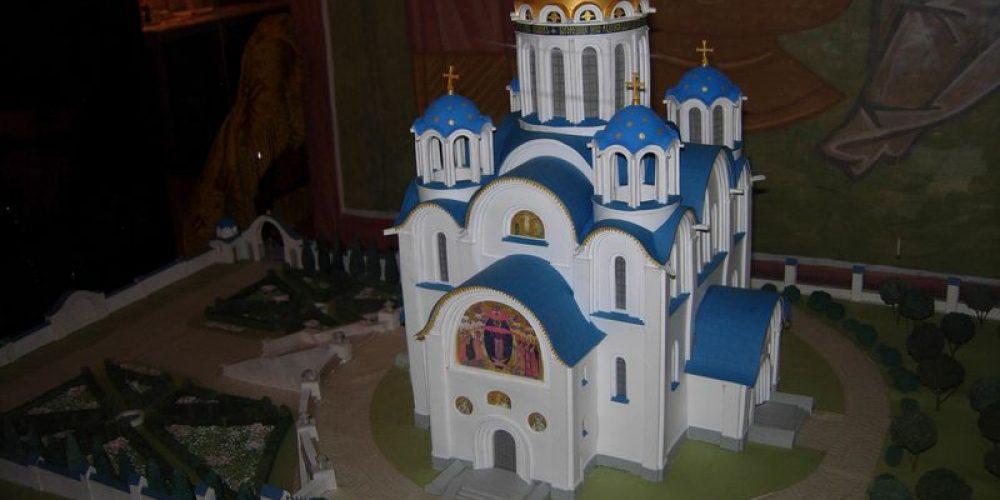 Покровский собор в Ясенево