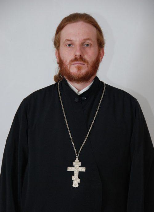 Священник Димитрий Кузьмичев