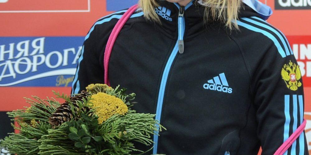 Поздравляем прихожанку храма прав. Иоанна Русского в Кунцево с бронзовой медалью олимпиады в Сочи